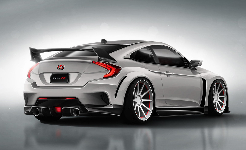HONDA ALL NEW CIVIC216