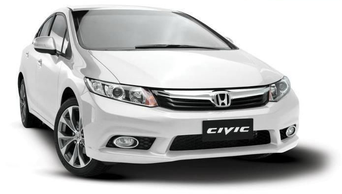 honda new civic2012